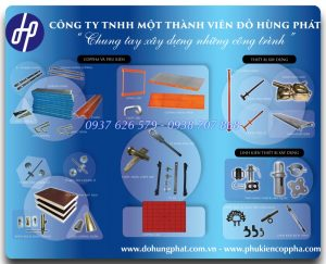 Viet formwork and appendix