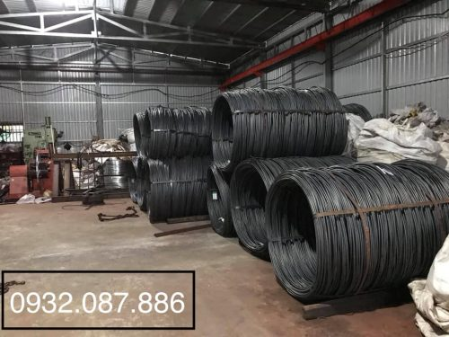 Nguyên liệu sản xuất ty ren tán chuồn